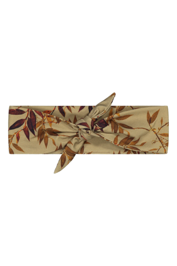 Kaiko - Golden bottany headband
