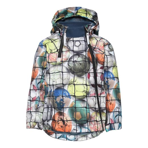 Molo kids - Hopla jacket, footballs