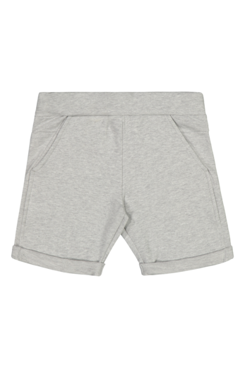 Kaiko - Jogger Shorts, Light Grey Mel.