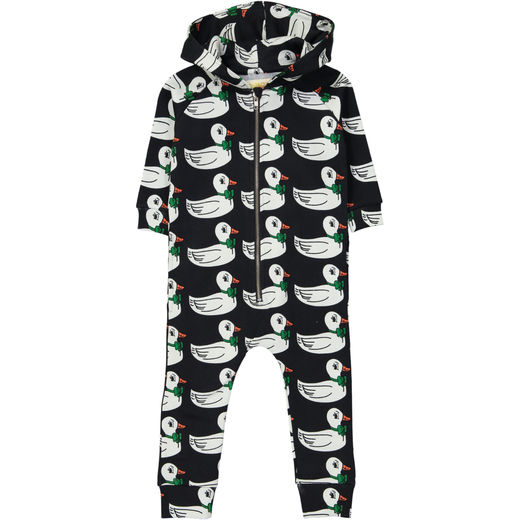 Hugo loves Tiki - Hooded jumpsuit Ducks