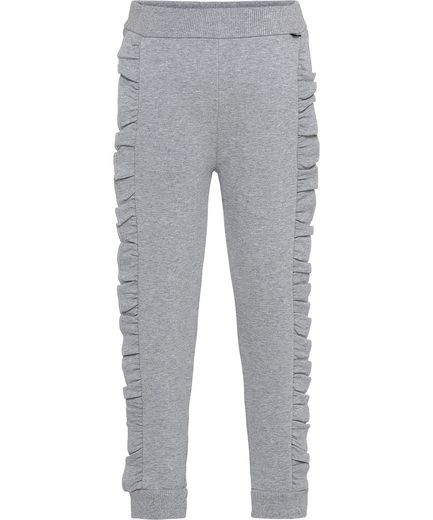 Molo kids - Aline soft pants, Grey melange