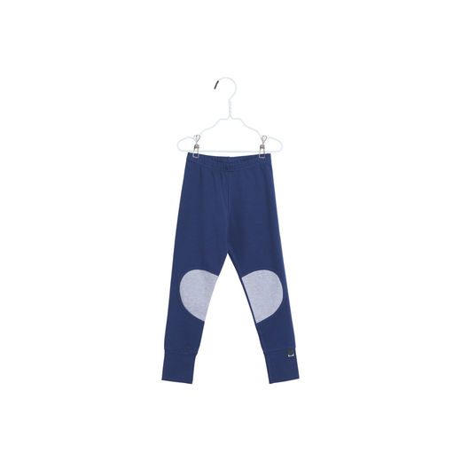 Papu - PATCH LEGGINGS,  swell blue / grey