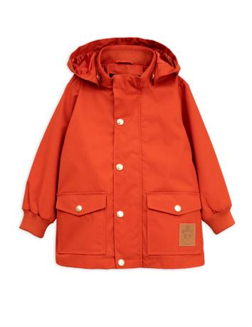 mini rodini - Pico jacket, red