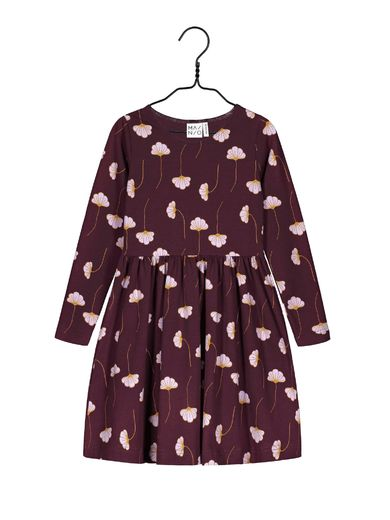 Mainio - Plum dress (40037)