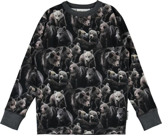 Molo Kids - Rill LS shirt, bears
