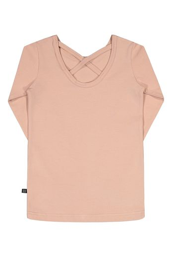 Kaiko - Cross Shirt Ls, Sorbet