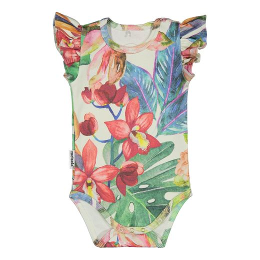 METSOLA - Tropic SS tricot body