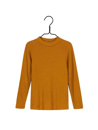 Mainio -  Merino wool shirt, turmeric (40006)
