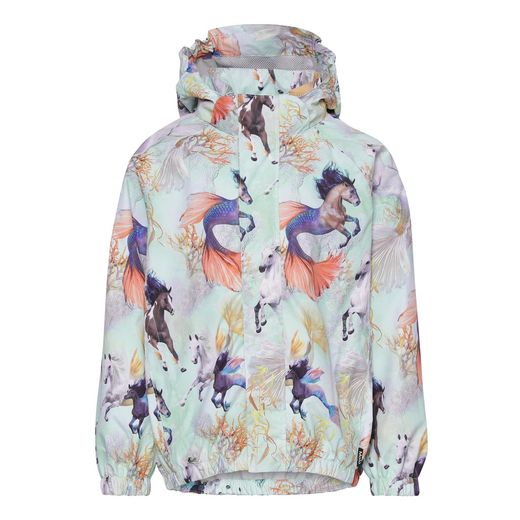 Molo Kids - Waiton jacket, Swimming horses