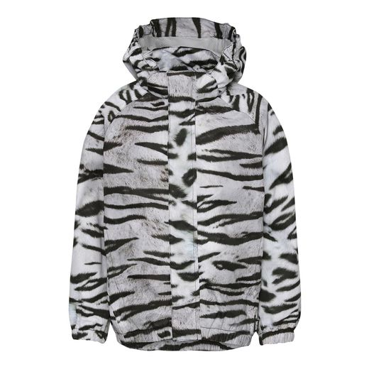 Molo Kids - Waiton jacket, Tiger white