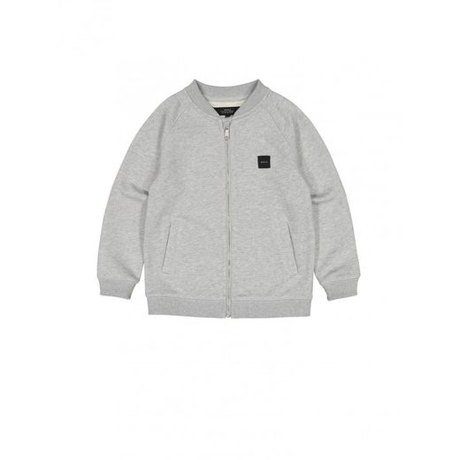 Zip up sweatshirt, grey